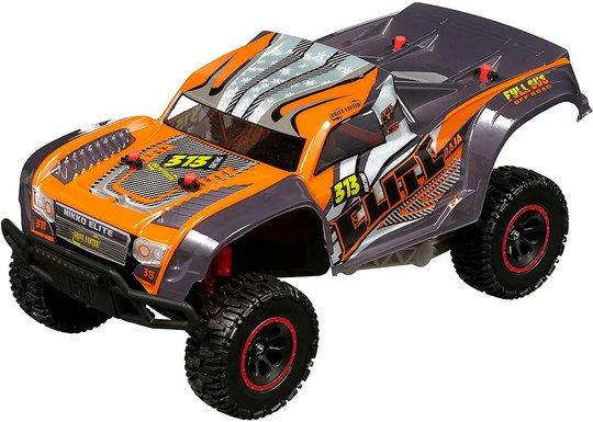 Nikko Radiostyrt Bil Elite Trucks Baja, Orange