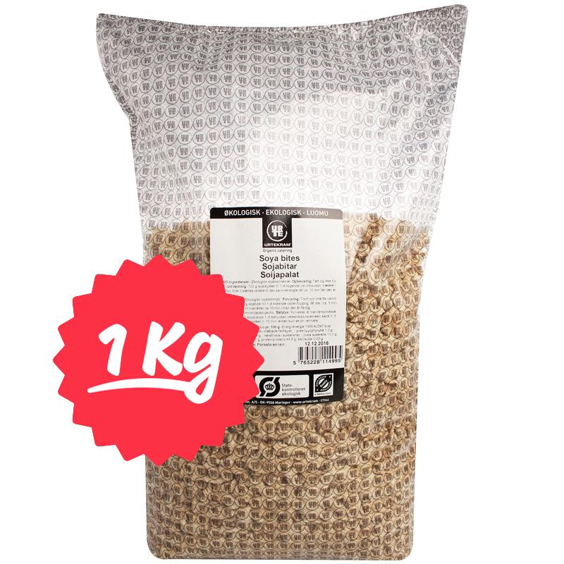 Soijapalat, 1 kg - 38% alennus