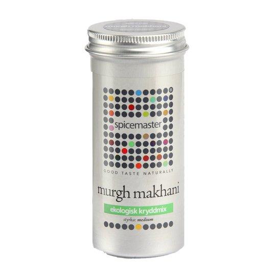 """Kryddmix """"Murgh Makhani"""" 50g - 71% rabatt"""