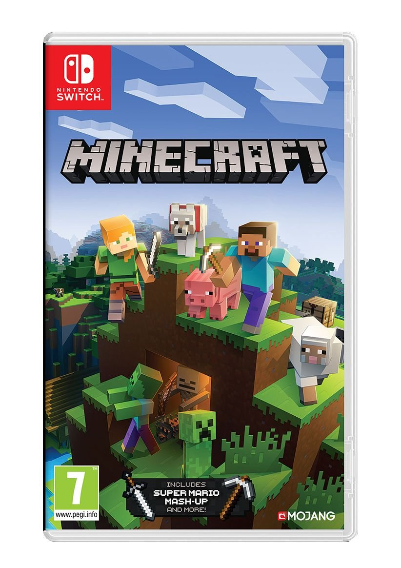 Minecraft (UK, SE, DK, FI)