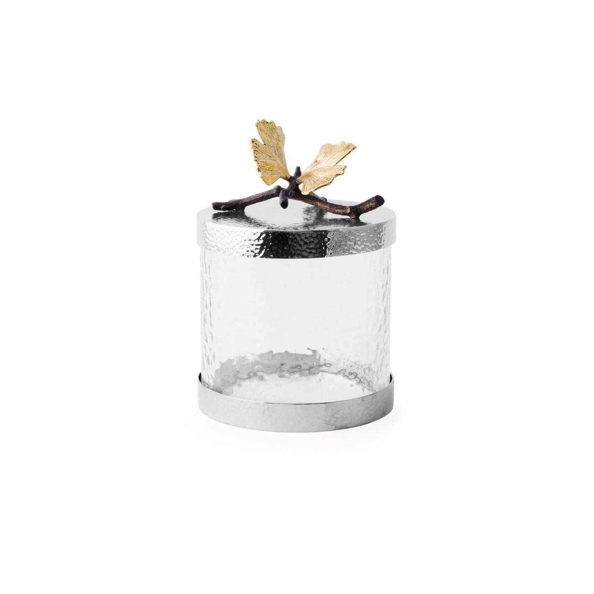 Michael Aram | Butterfly Ginkgo Canister Extra Small