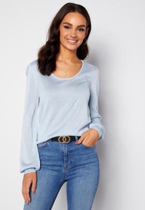 Happy Holly Pembe sweater Dusty blue 40/42