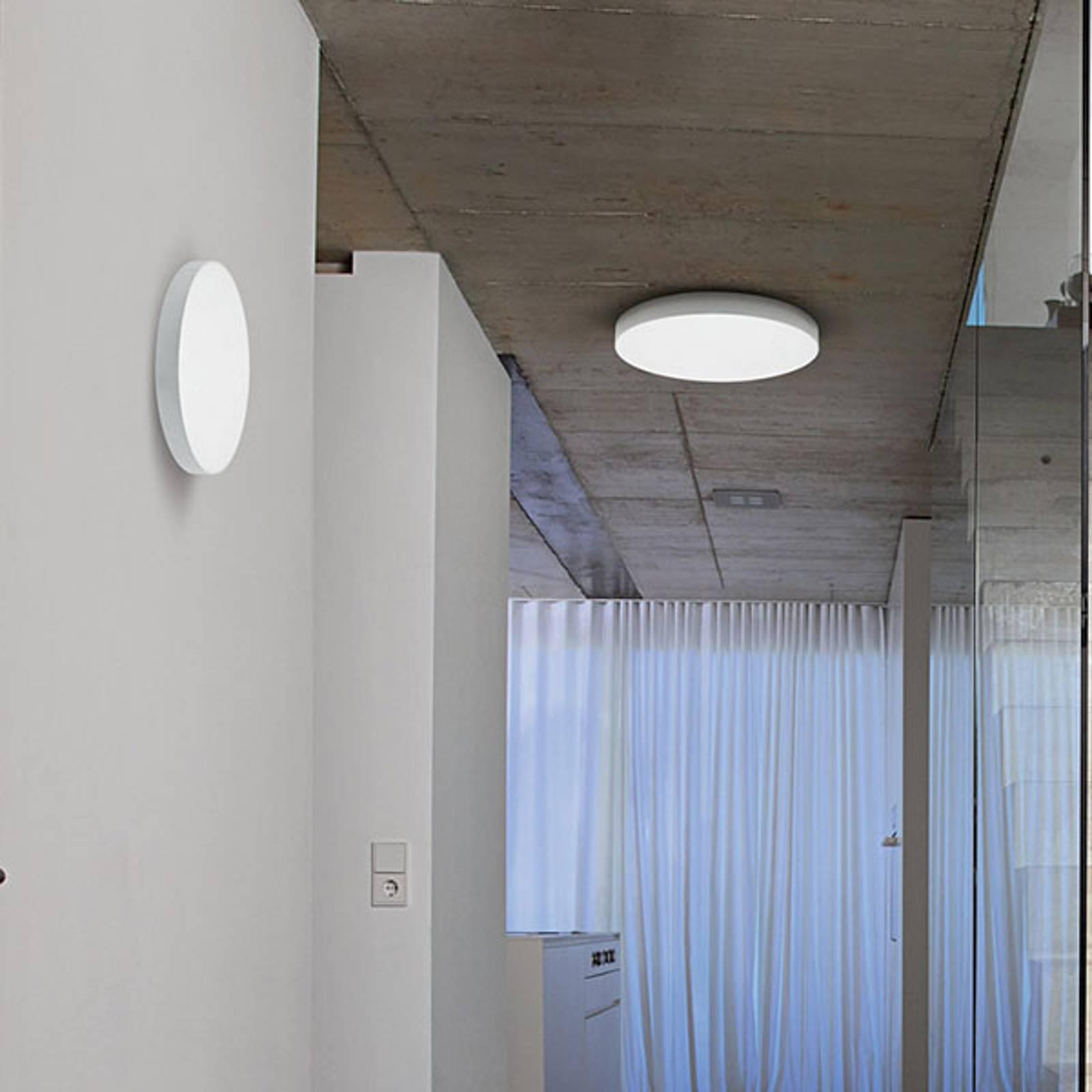 Ledvance Planon Frameless Round -LED-paneeli 45 cm