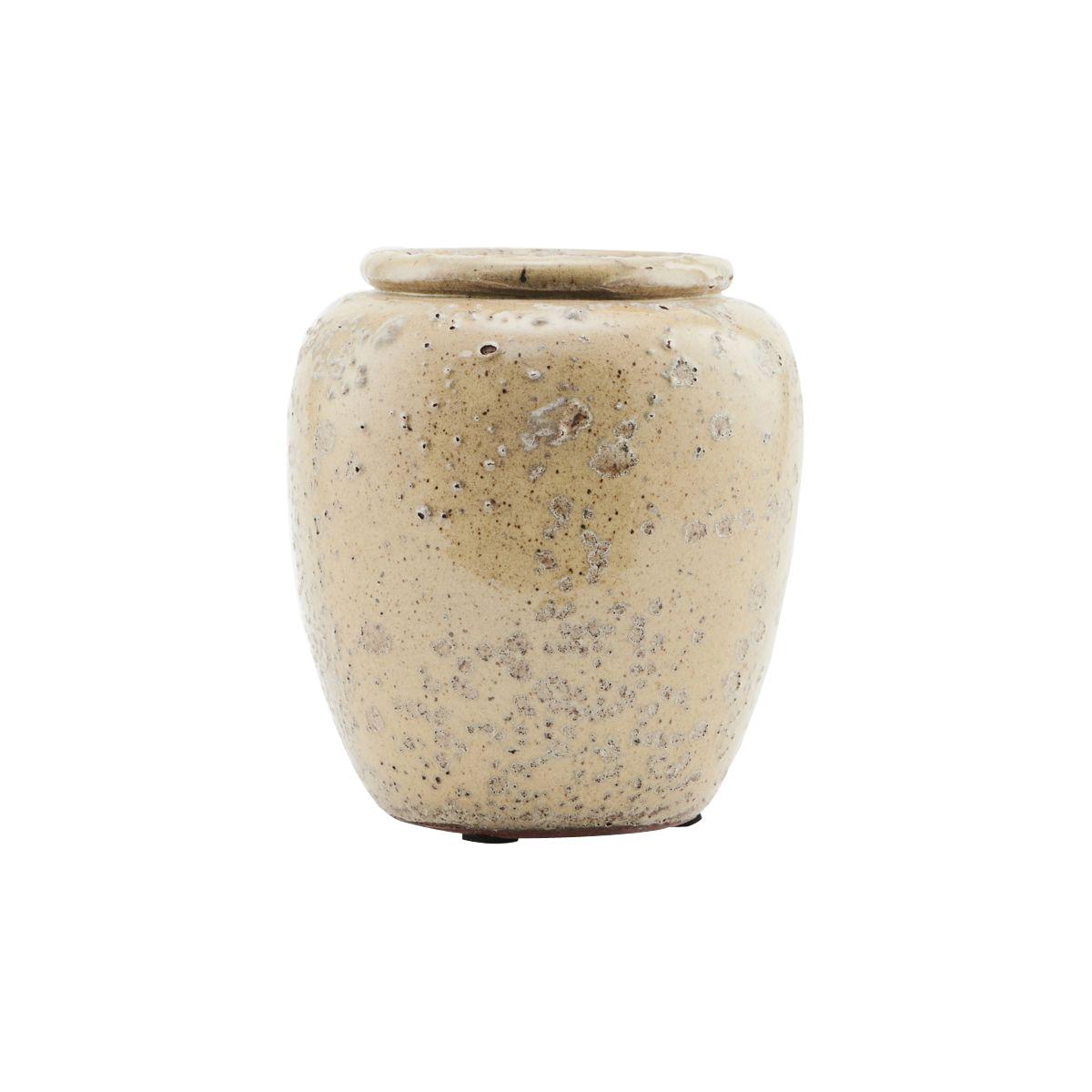 House Doctor - Pale Vase - Light Green (203840011)