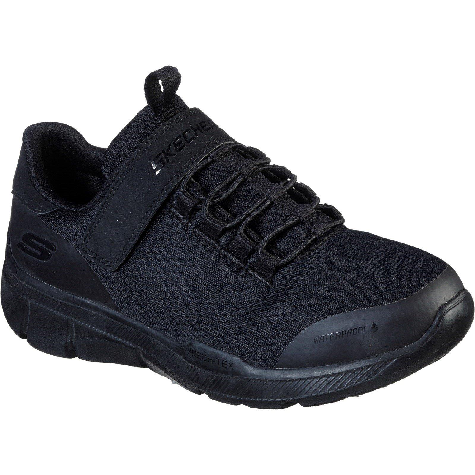 Skechers Unisex Equalizer 3.0 Aquablast Trainer Black 28533 - Black 10