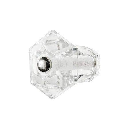 Nobilia Knopp Ø3 cm - Glass