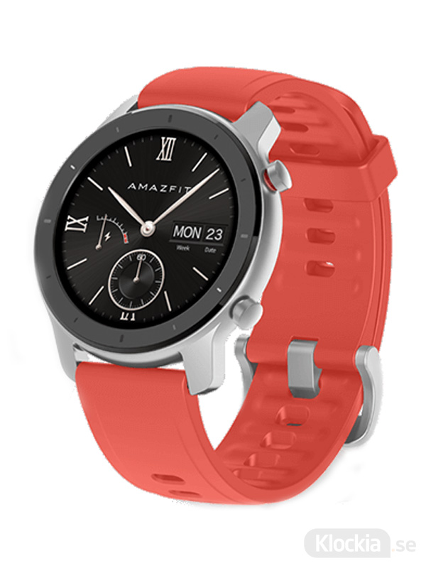 Amazfit GTR 42 – Coral Red W1910TY5N