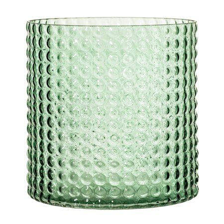 Vase Bubble - Grønn 16 cm