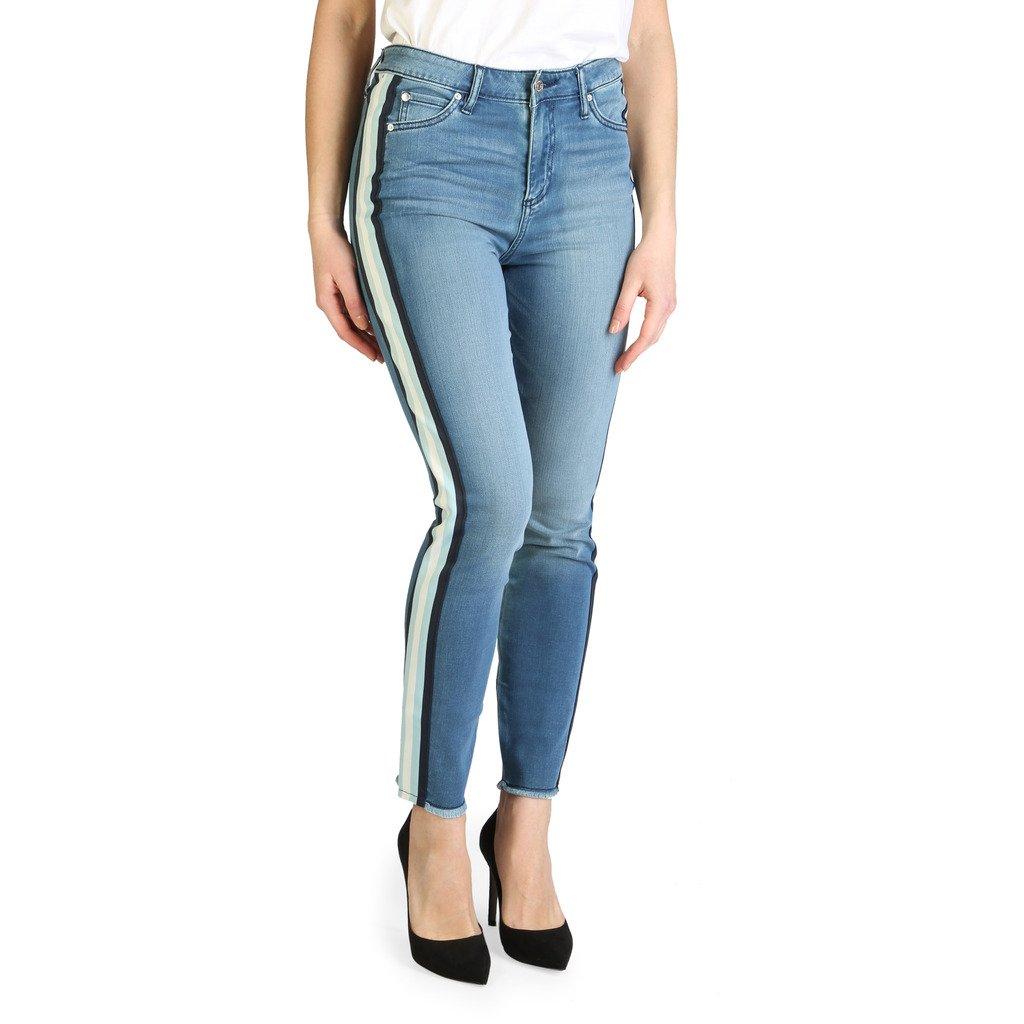 Armani Exchange Women's Jeans Blue 332036 - blue 27