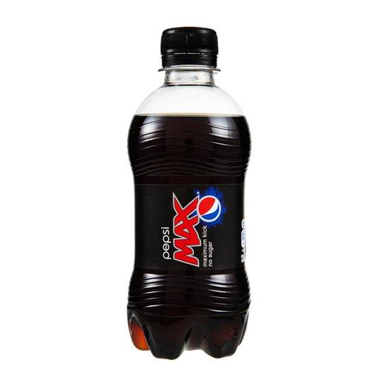 Pepsi Max 33cl - 44% rabatt