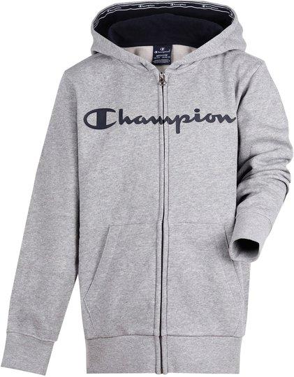Champion Kids Hettegenser, Gray Melange Light XXS