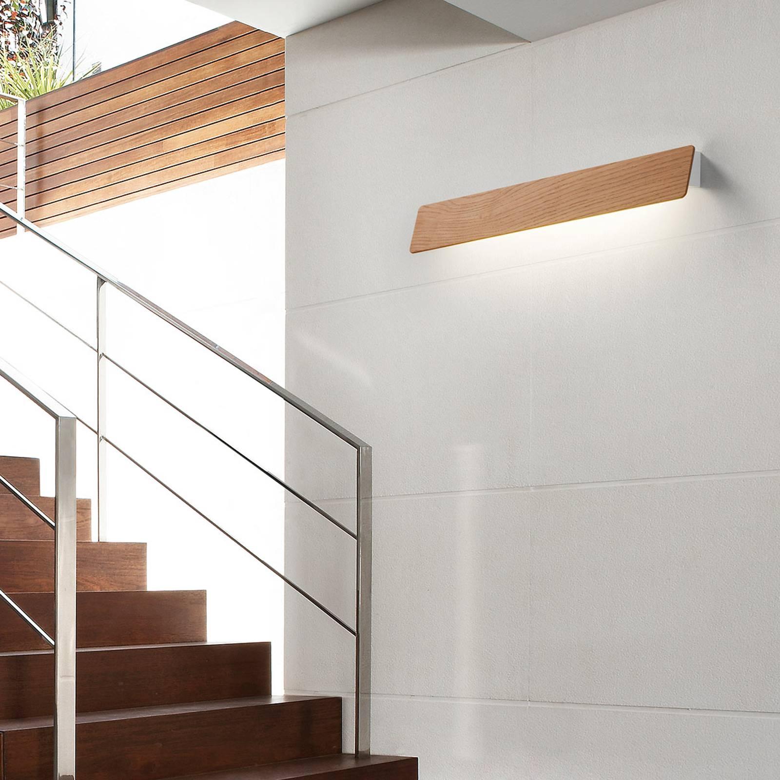 Bover Alba 60 - LED-peilivalaisin, tammea