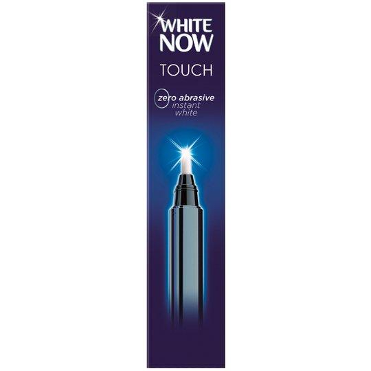 Valkaisukynä White Now Touch - 72% alennus