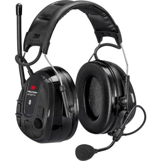 3M Peltor WS Alert XP Kuulonsuojain Bluetooth, päälakisanka