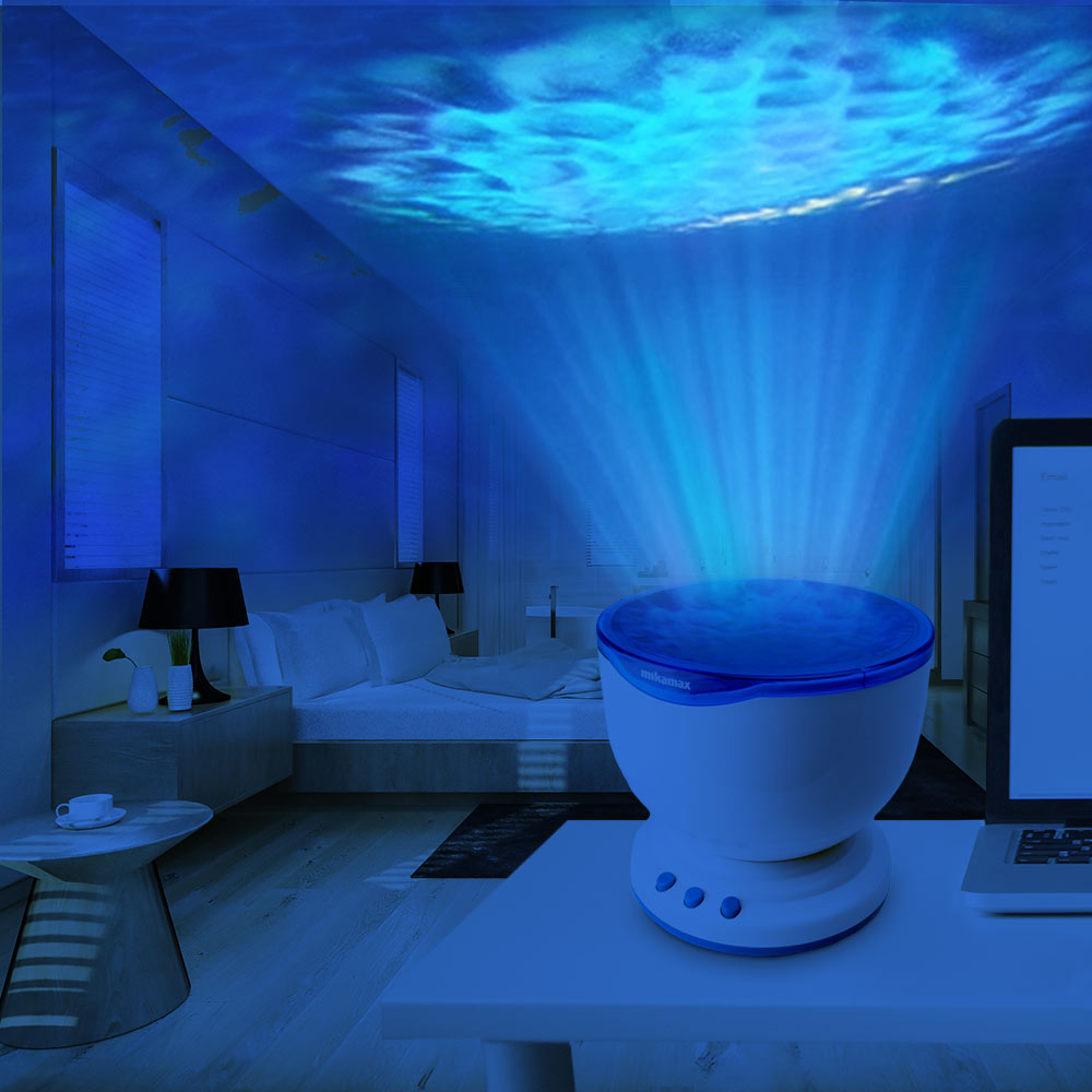 Ocean Projector Speaker (02306)