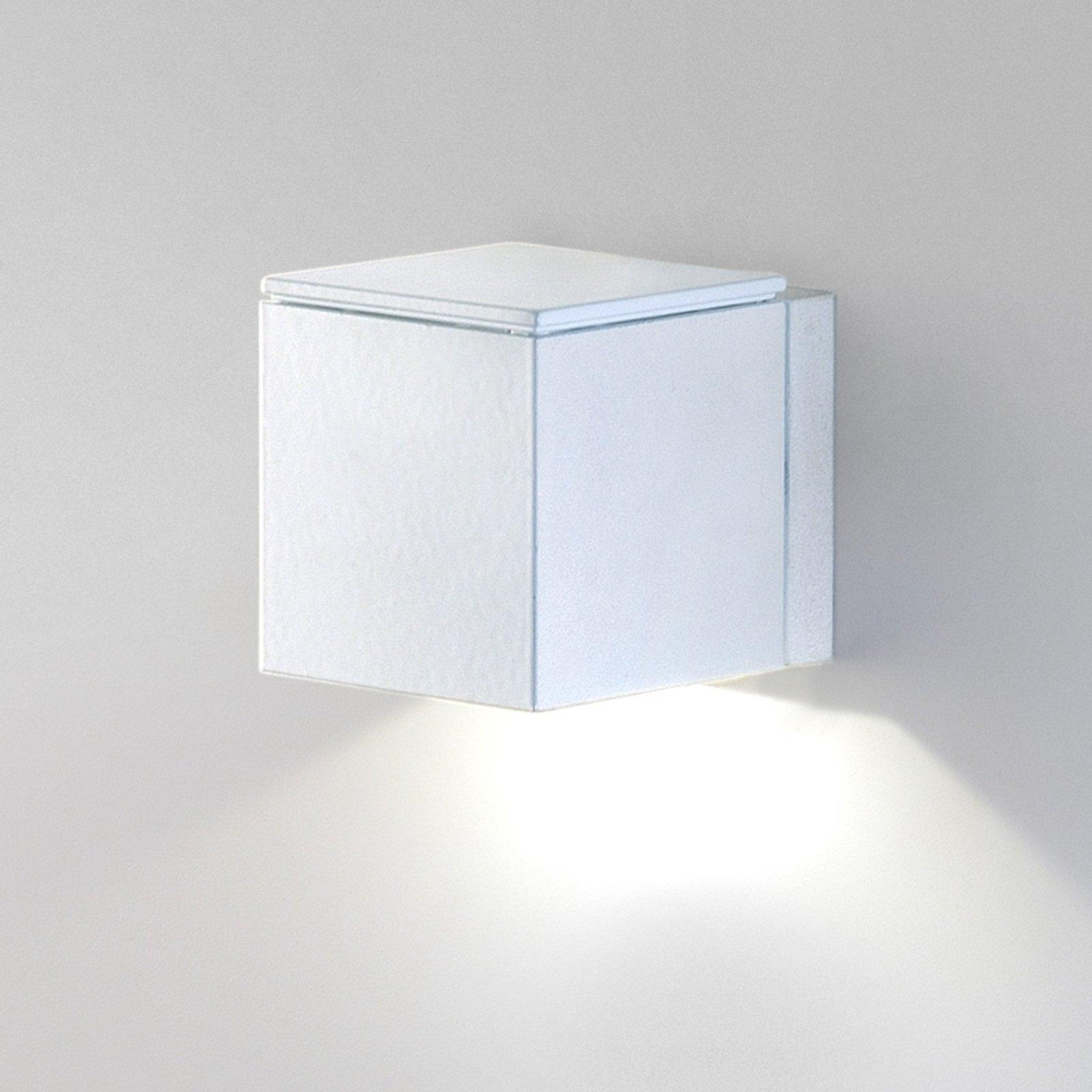 LED-vegglampe Dau Mini 1 lys hvit