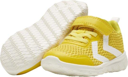 Hummel Actus ML Sneaker, Gul, 19