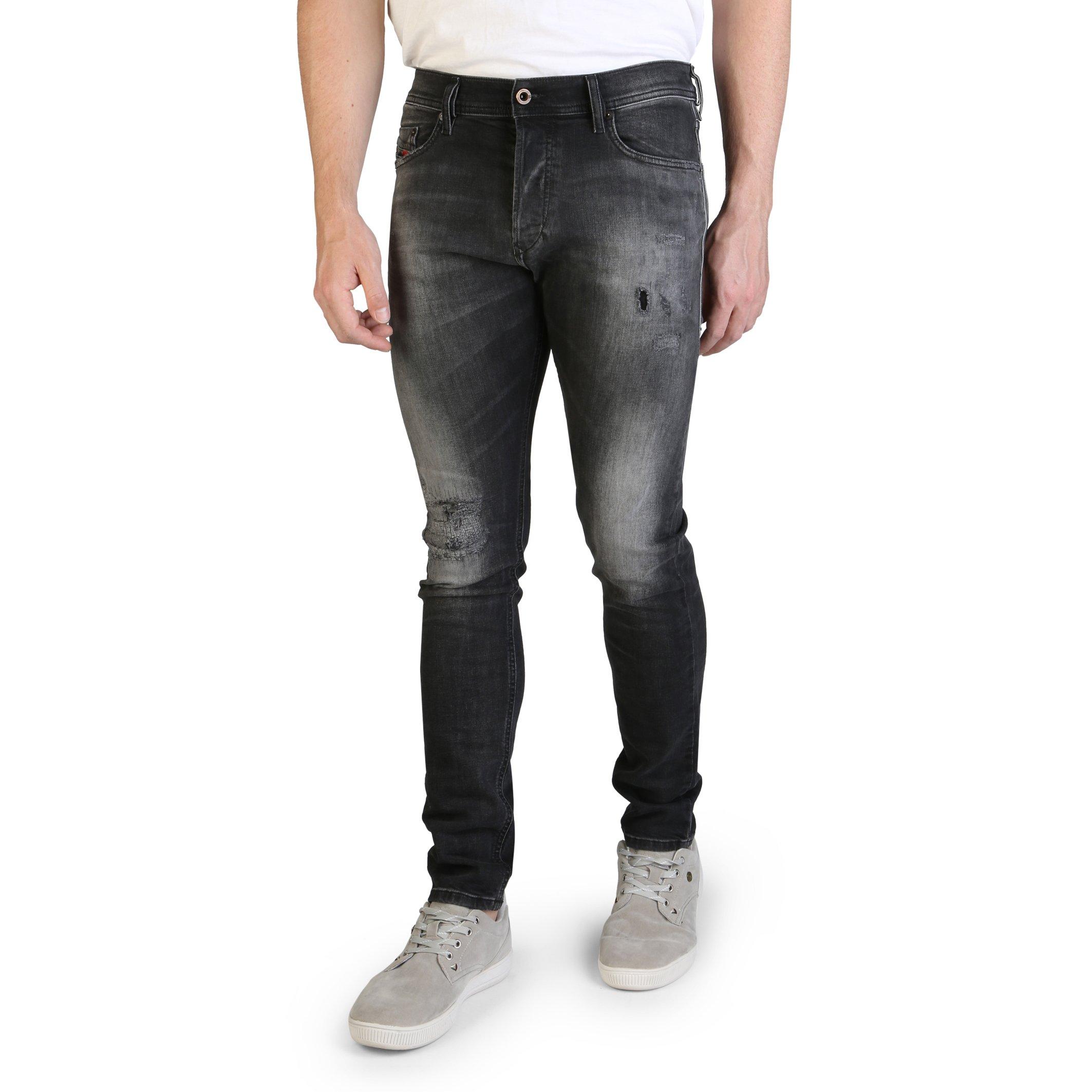 Diesel Men's Jeans Black TEPPHAR_L32_00CKRI - black-1 29