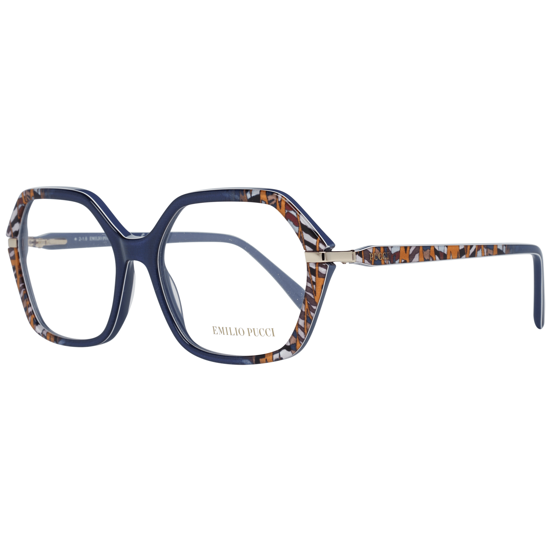 Emilio Pucci Women's Optical Frames Eyewear Blue EP5040 55092