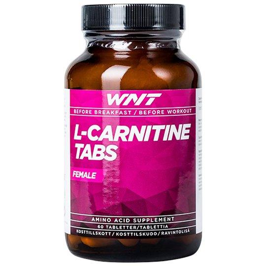 "Ravintolisä ""L-Carnitine"" 60-pack - 25% alennus"