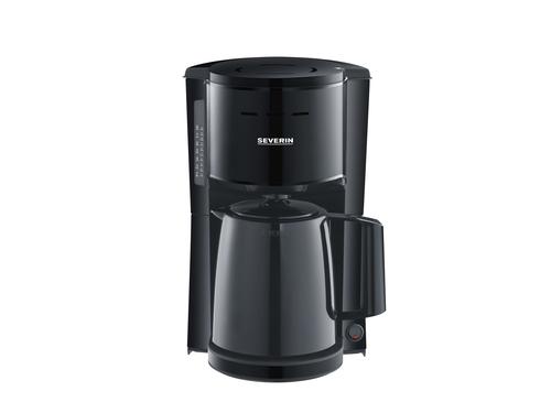 Severin Ka 9250 Kaffebryggare - Svart