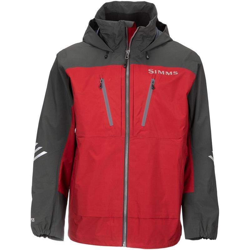 Simms ProDry™ Jacket M GORE-TEX®, Auburn Red
