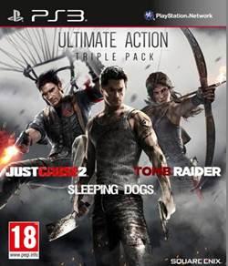 Just Cause 2, Sleeping Dogs & Tomb Raider Bundle
