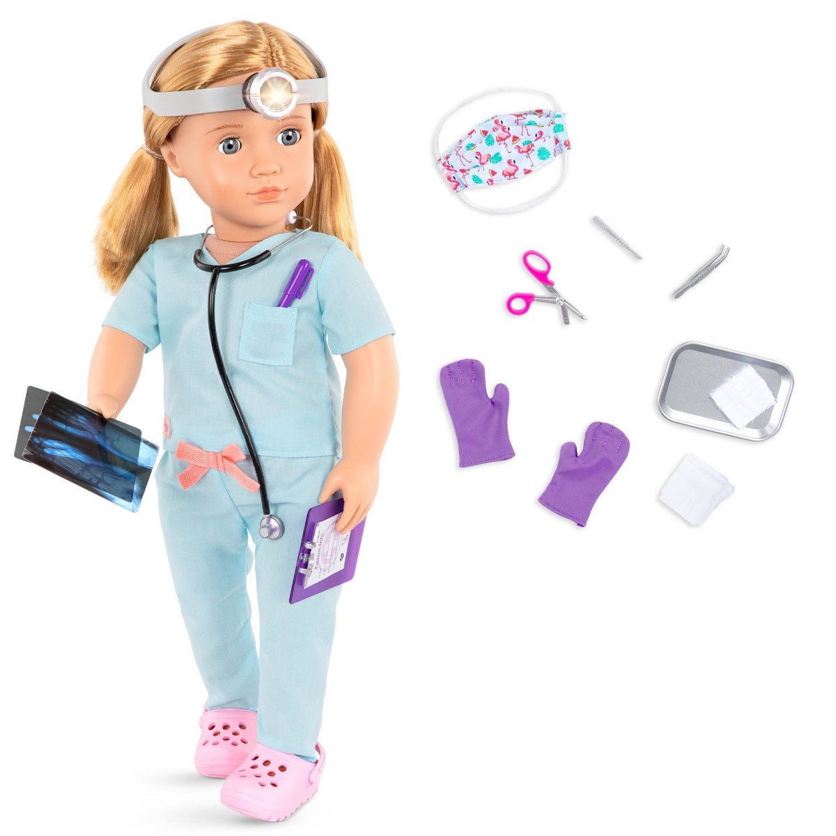 Our Generation - Tonia Surgeon doll (731319)