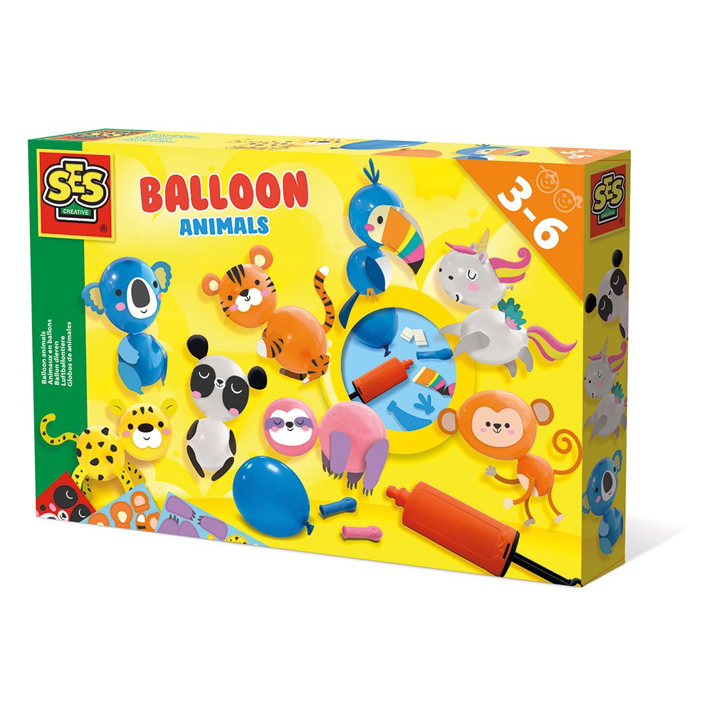 Ses Creative - Balloon animals (S14649)