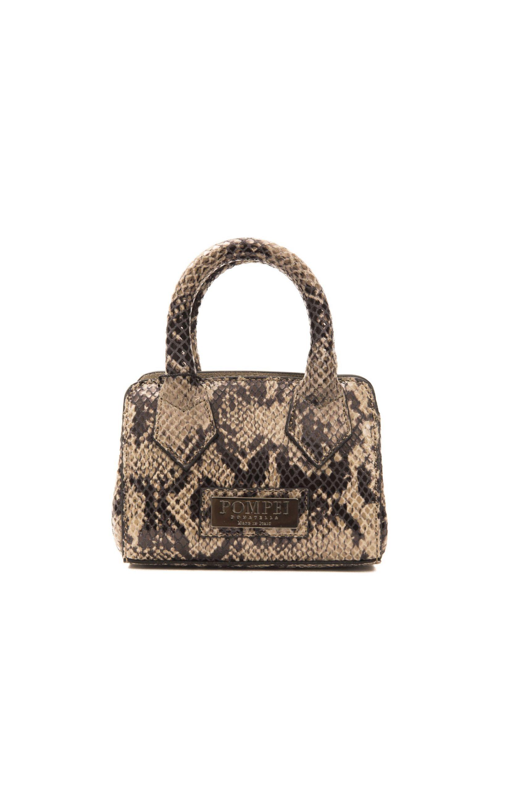 Pompei Donatella Women's Handbag Brown PO667786