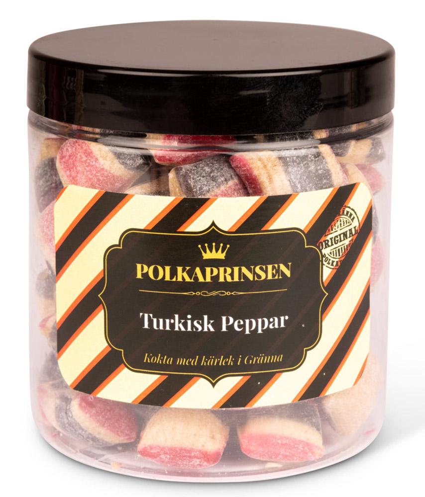 Polkaprinsen - Turkisk Peppar 200g