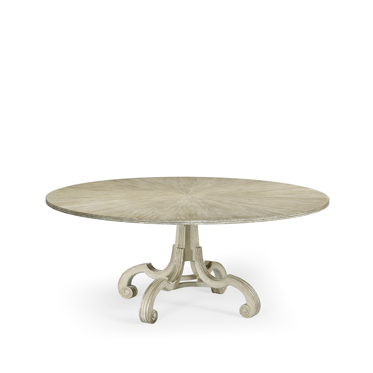 William Yeoward | Lacock Dining Table Venetian White Oak