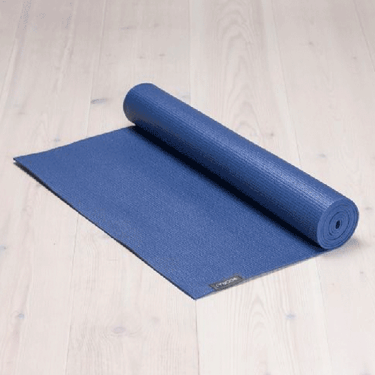 All-round Yoga mat Blueberry Blue, 4 mm