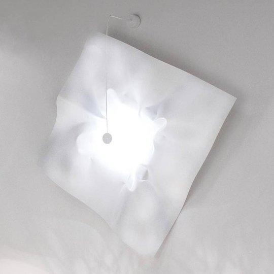 Crash-design-LED-seinävalaisin 100 cm valkoinen
