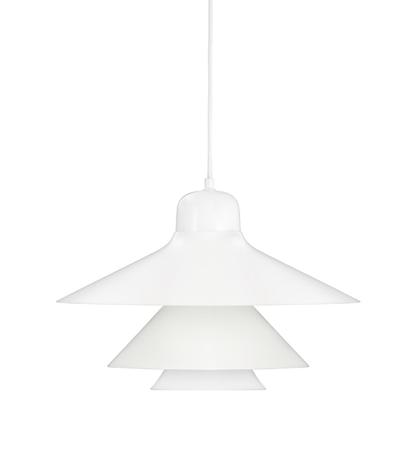 Ikono Lampe Hvit L