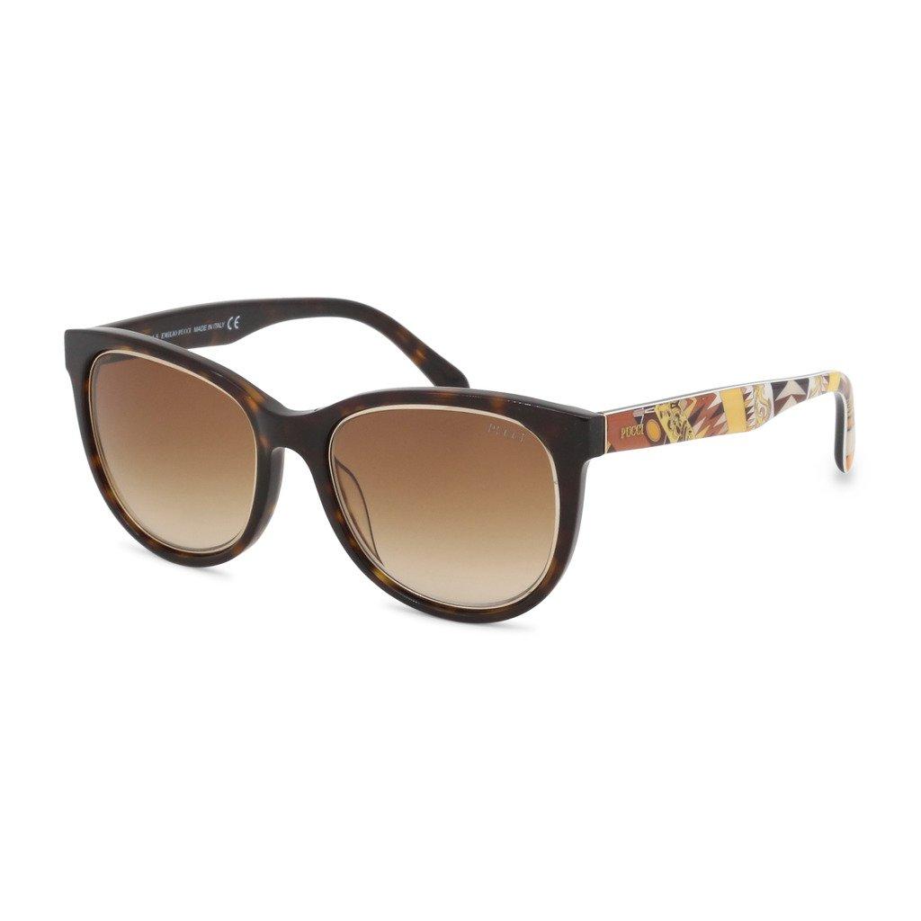 Emilio Pucci Women's Sunglasses Various Colours EP0027 - brown NOSIZE