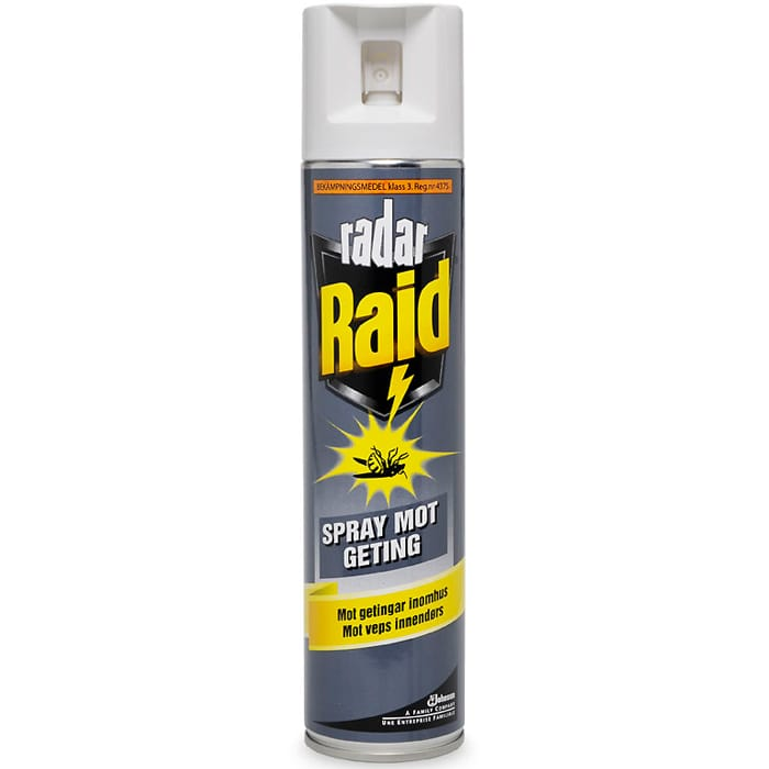 Raid Radarspray Getingspray 300 ml