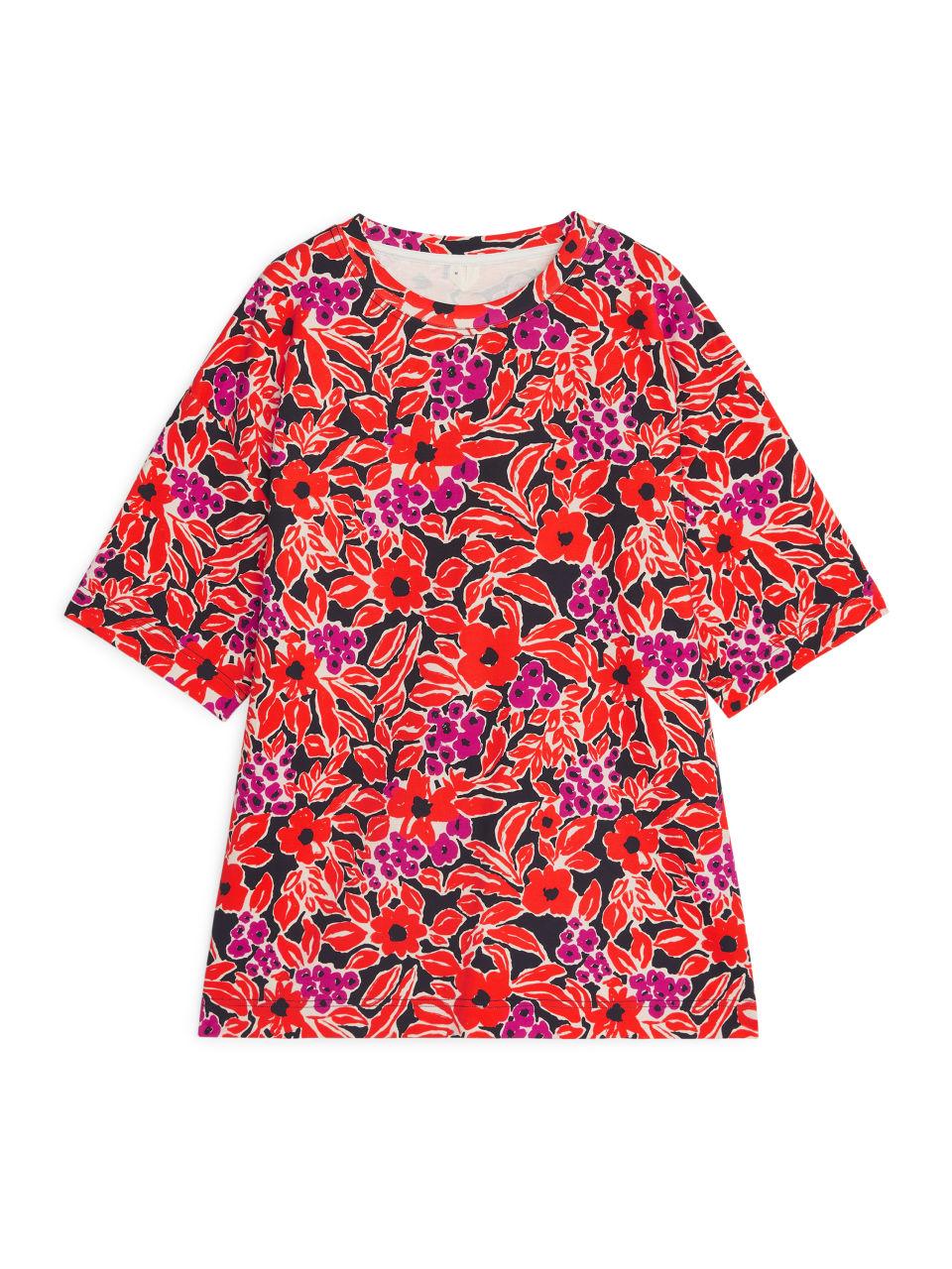 Oversized T-Shirt - Pink