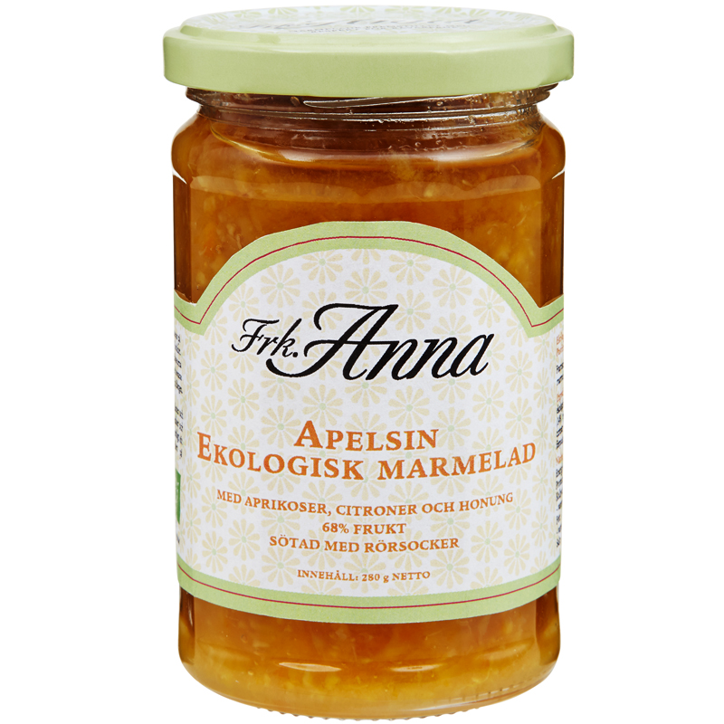 Eko Apelsinmarmelad - 44% rabatt