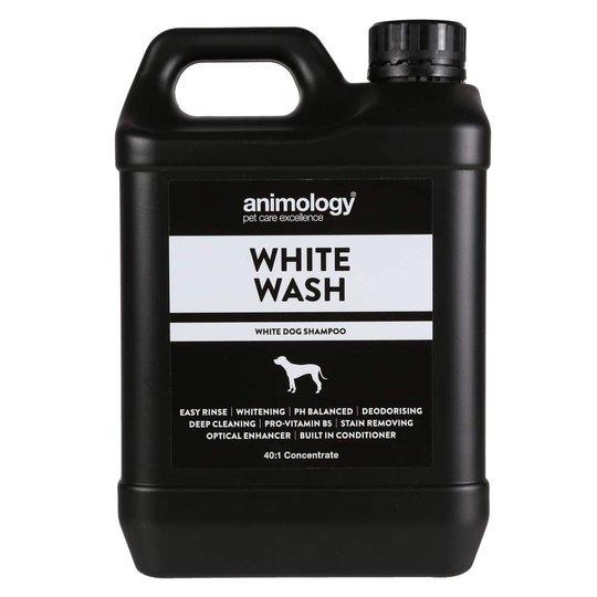 Animology White Wash Schampo (2,5 l)
