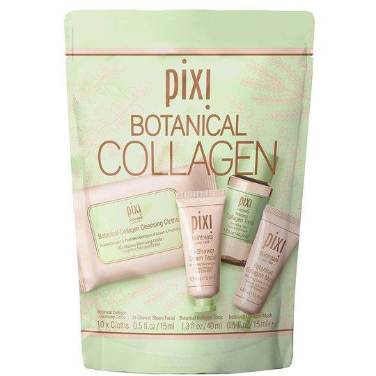 Botanical Collagen Beauty In A Bag, Pixi Ihonhoitopakkaukset