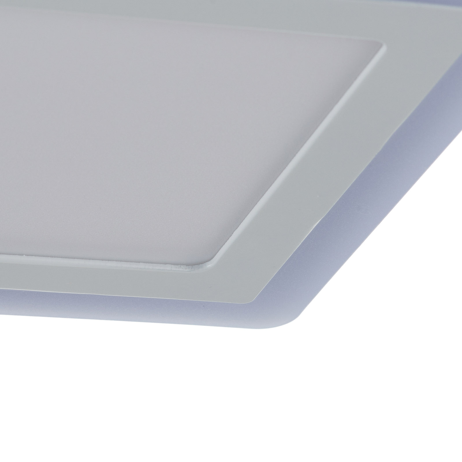 LEDVANCE LED Click White Square-kattovalaisin 20cm