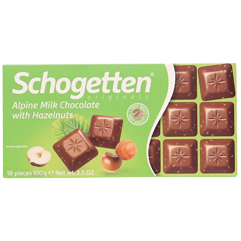 Mjölkchoklad Rostade hasselnötter - 11% rabatt