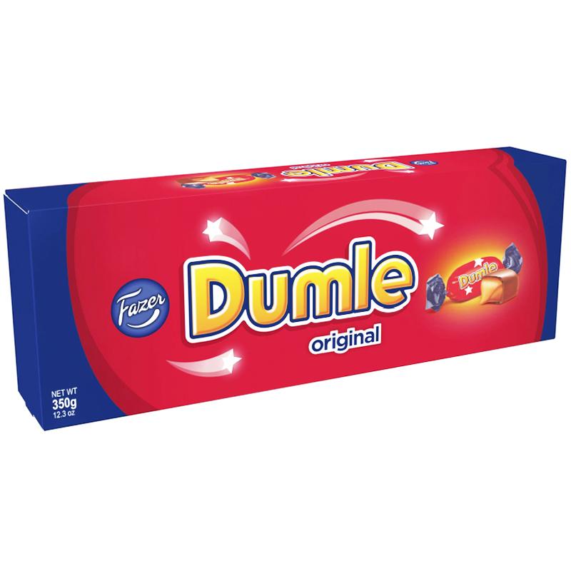 """Godis """"Dumle Original"""" 350g - 50% rabatt"""