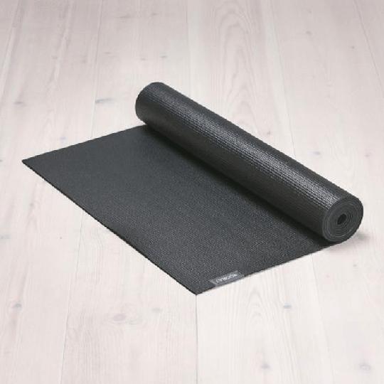 All-round Yoga mat Midnight Black, 4 mm