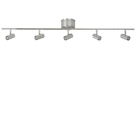 Cato Skinne Alu 5-spot LED Dimbar