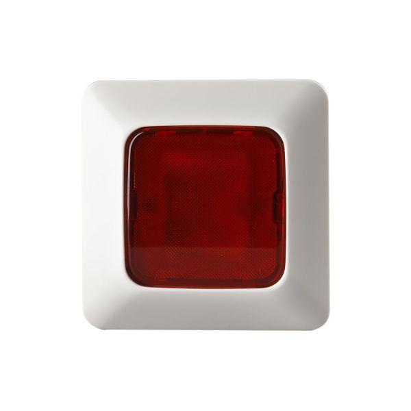ABB 266112U2 Signalpære rød, innfelt montering