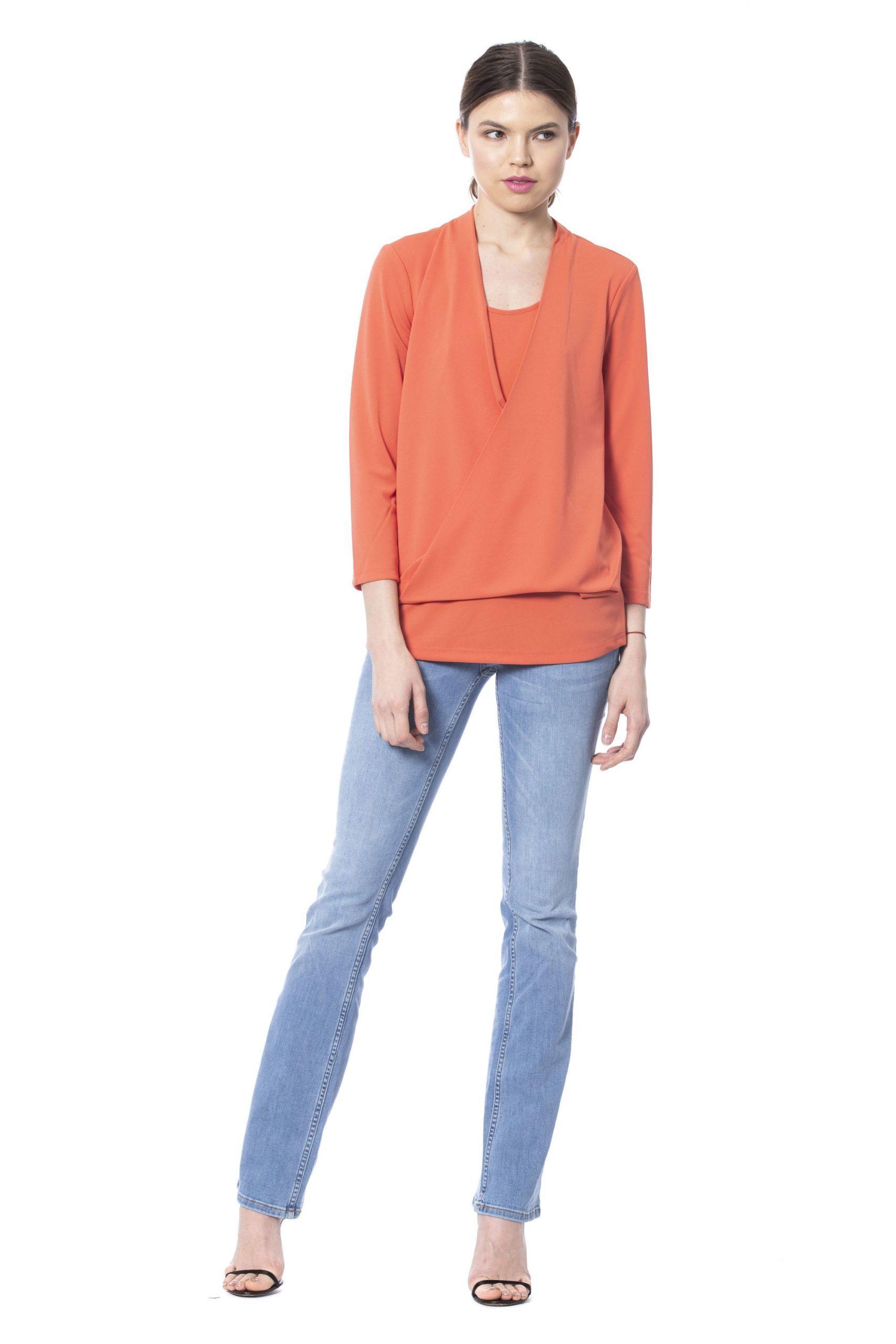 Silvian Heach Women's T-Shirt Pink SI1235490 - XXS
