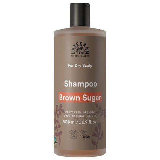 Urtekram Nordic Beauty Brown Sugar Shampoo Dry Scalp, 500 ml