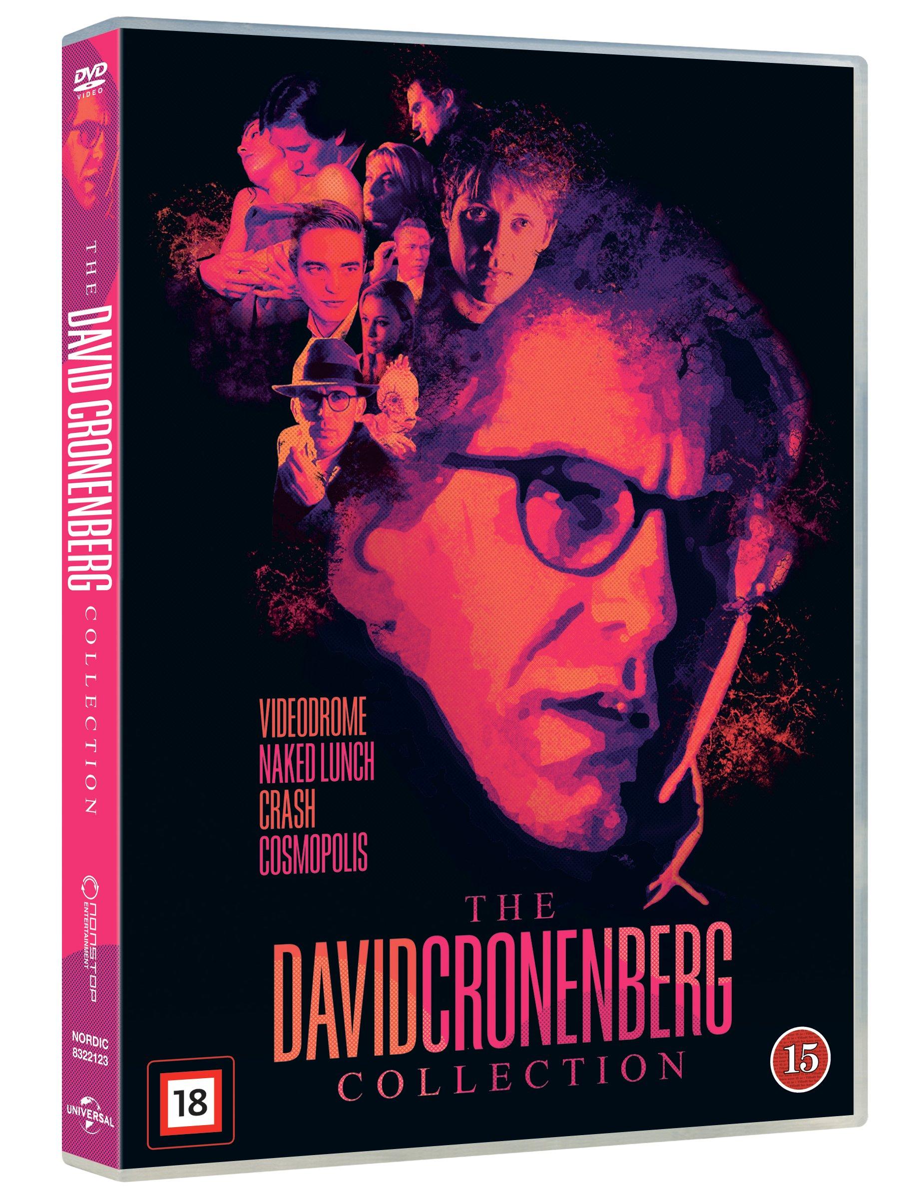 David Cronenberg Collection - DVD